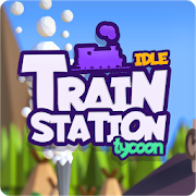 Idle Train Station Tycoon