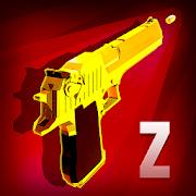 Объединить пистолет и стрелять зомби