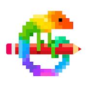 Pixel Art Раскраска по номерам