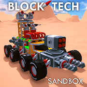 Block Tech Epic Sandbox Car Craft Simulator